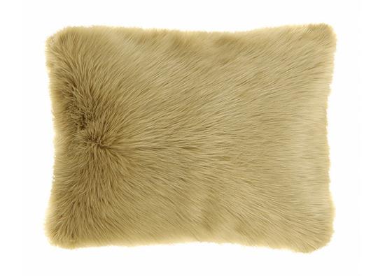 Decorative faux fur set KARAKUM