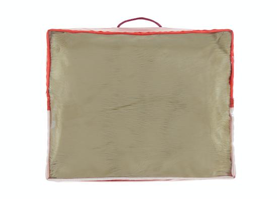 Narzuta dekoracyjna z futra KARAKUM